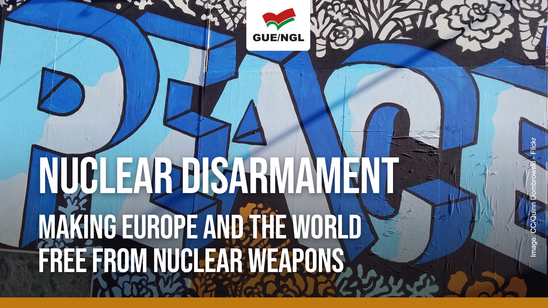 Nuclear Disarmament: Making the world free from nuclear weapons