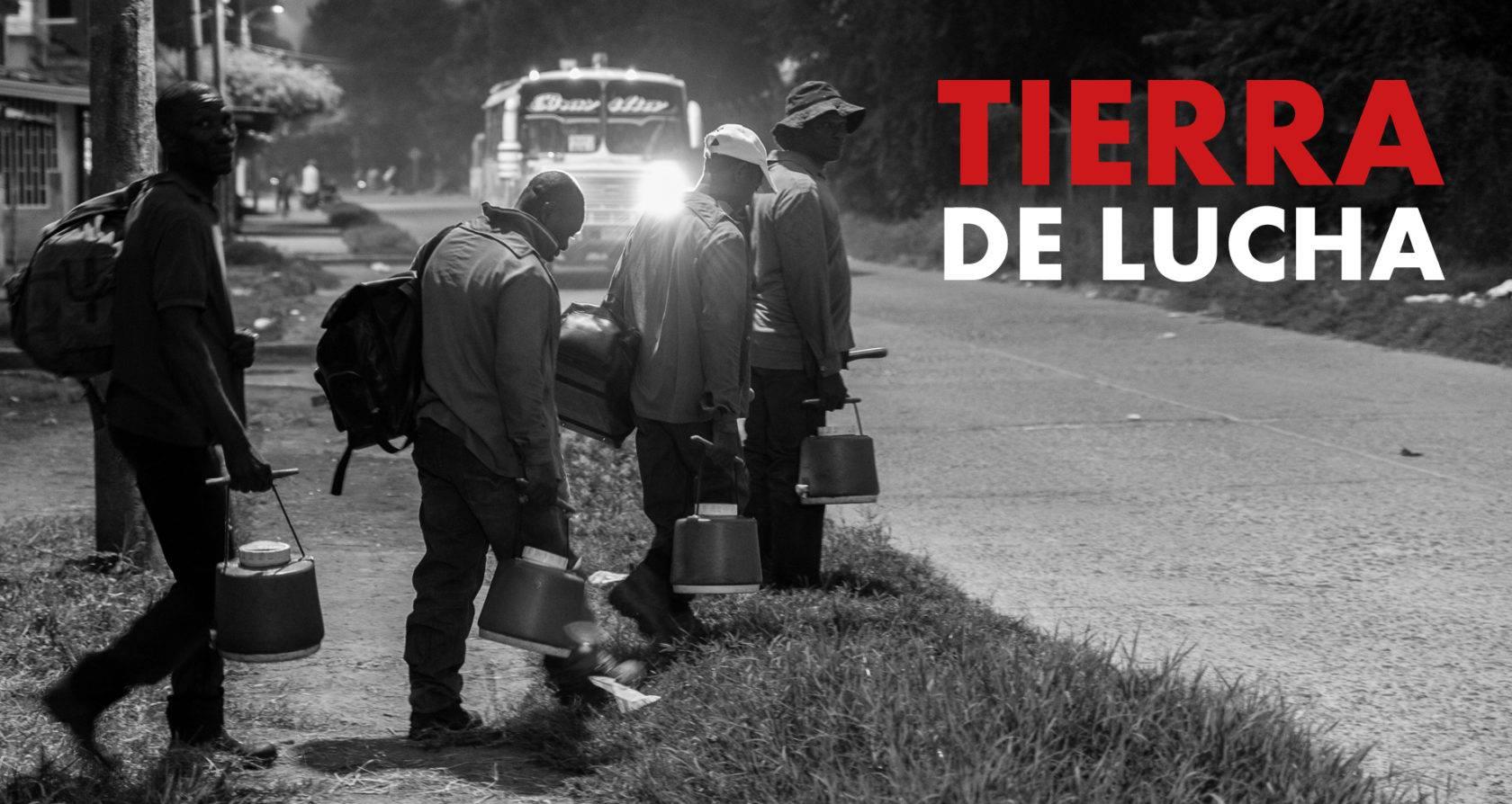 Filmvertoning Tierra De Lucha