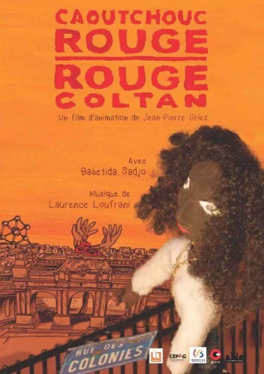Film Caoutchouc Rouge, Rouge Coltan