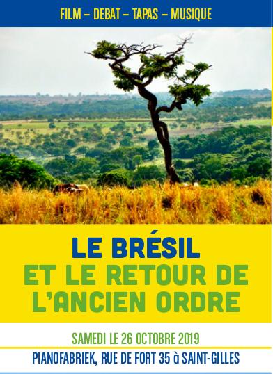 Le Brésil et le retour de l'ancien ordre