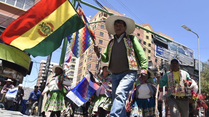 STATEMENT : Un coup d'Etat est en cours en Bolivie