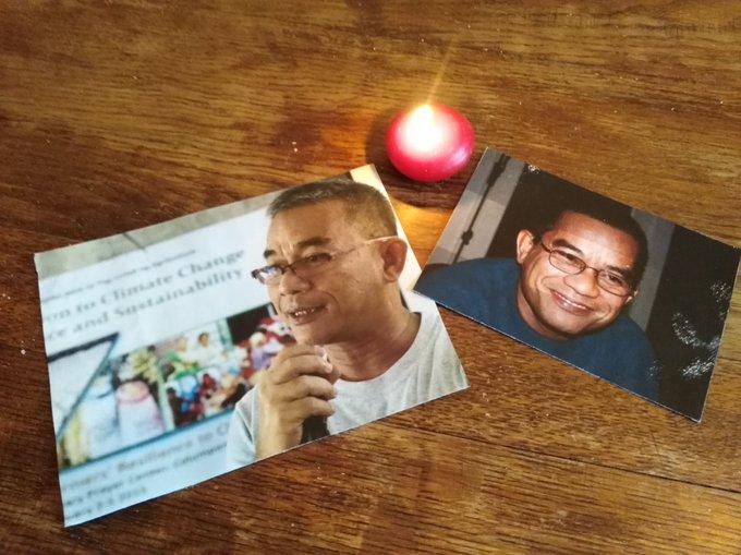 Solidariteitsbrunch met getuigenis van Felipe Gelle