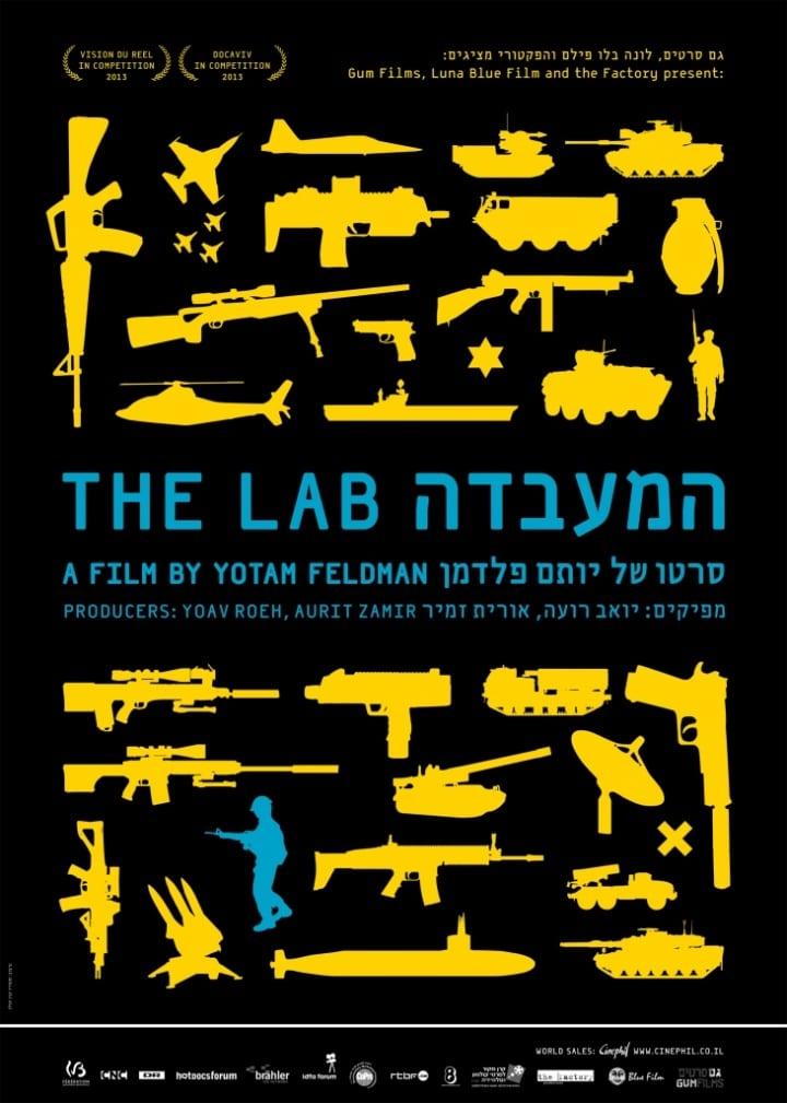 Filmvertoning: The Lab – uitgesteld