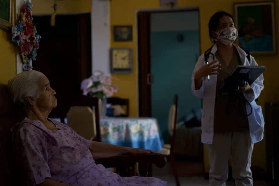 Gestion du Coronavirus au Venezuela
