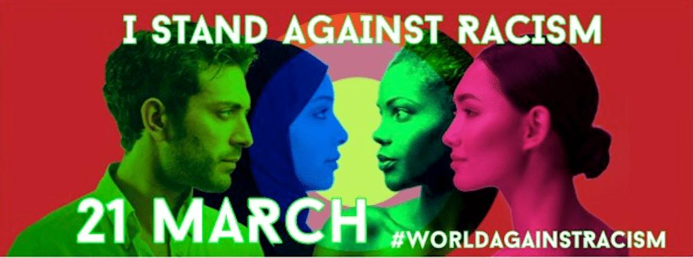 Digitale Manifestatie 'Stop Racisme'