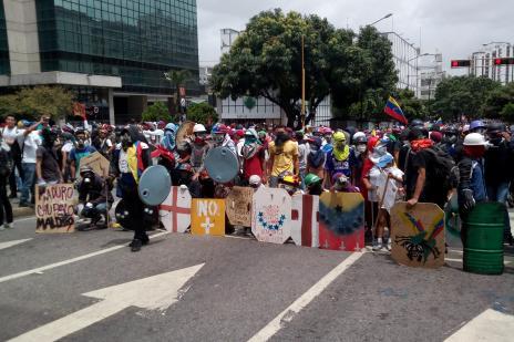 L'union Européenne sanctionne le dialogue au Venezuela