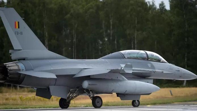 Geen F-16's naar Syrië