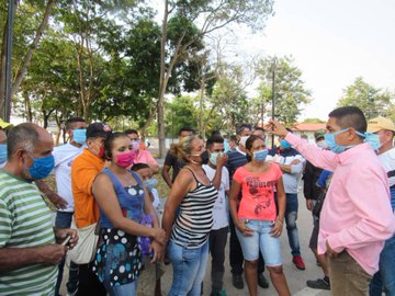 Venezuela:  hoe gaat men om met Covid-19 in een stad aan de grens met Colombia?