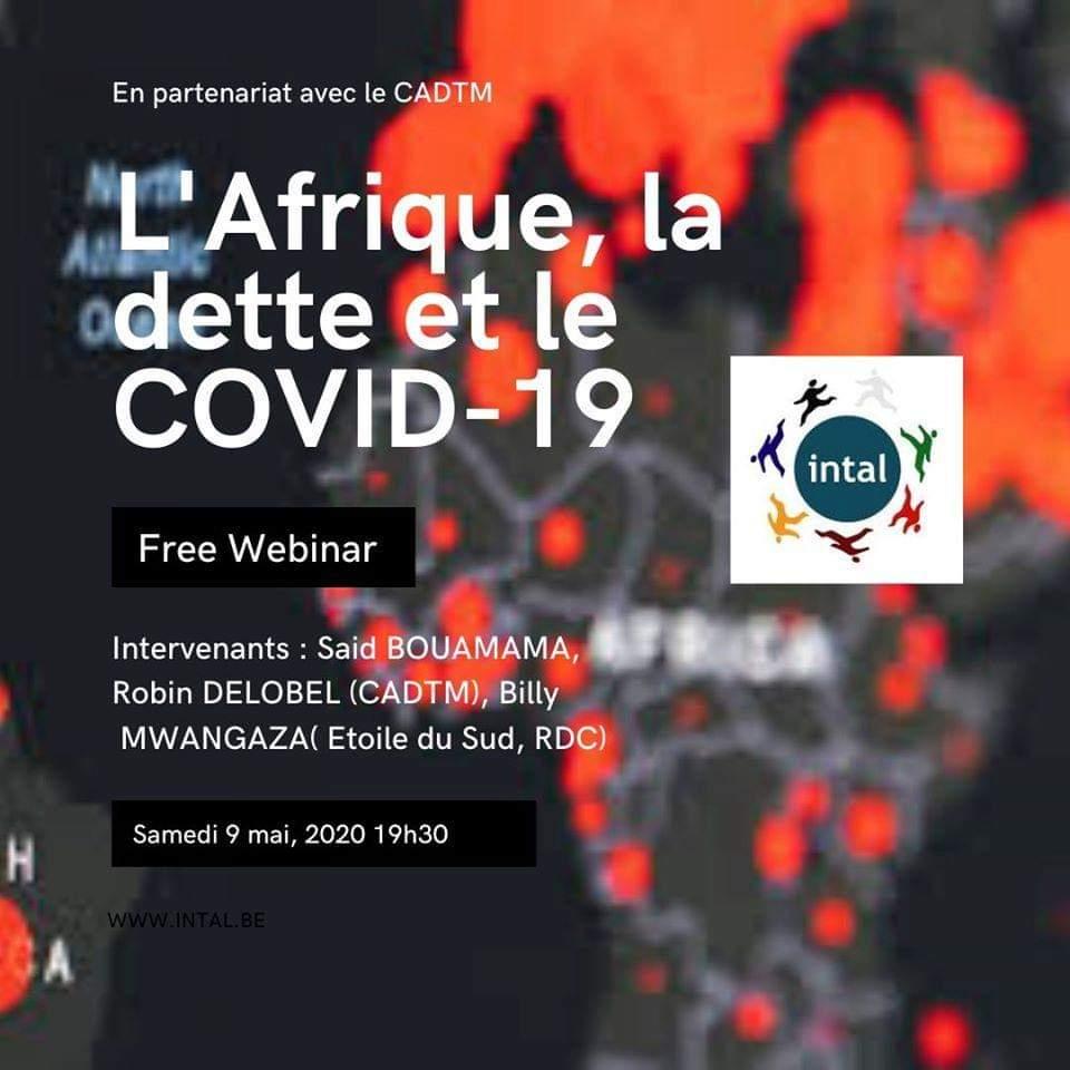 Webinar : Afrika, schulden en COVID-19