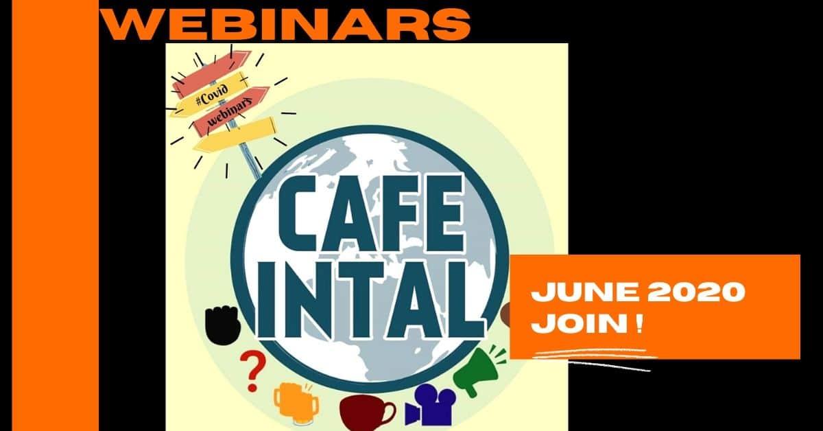 T'informer pour changer les choses ? Rejoinsles webinars d'intal Café!