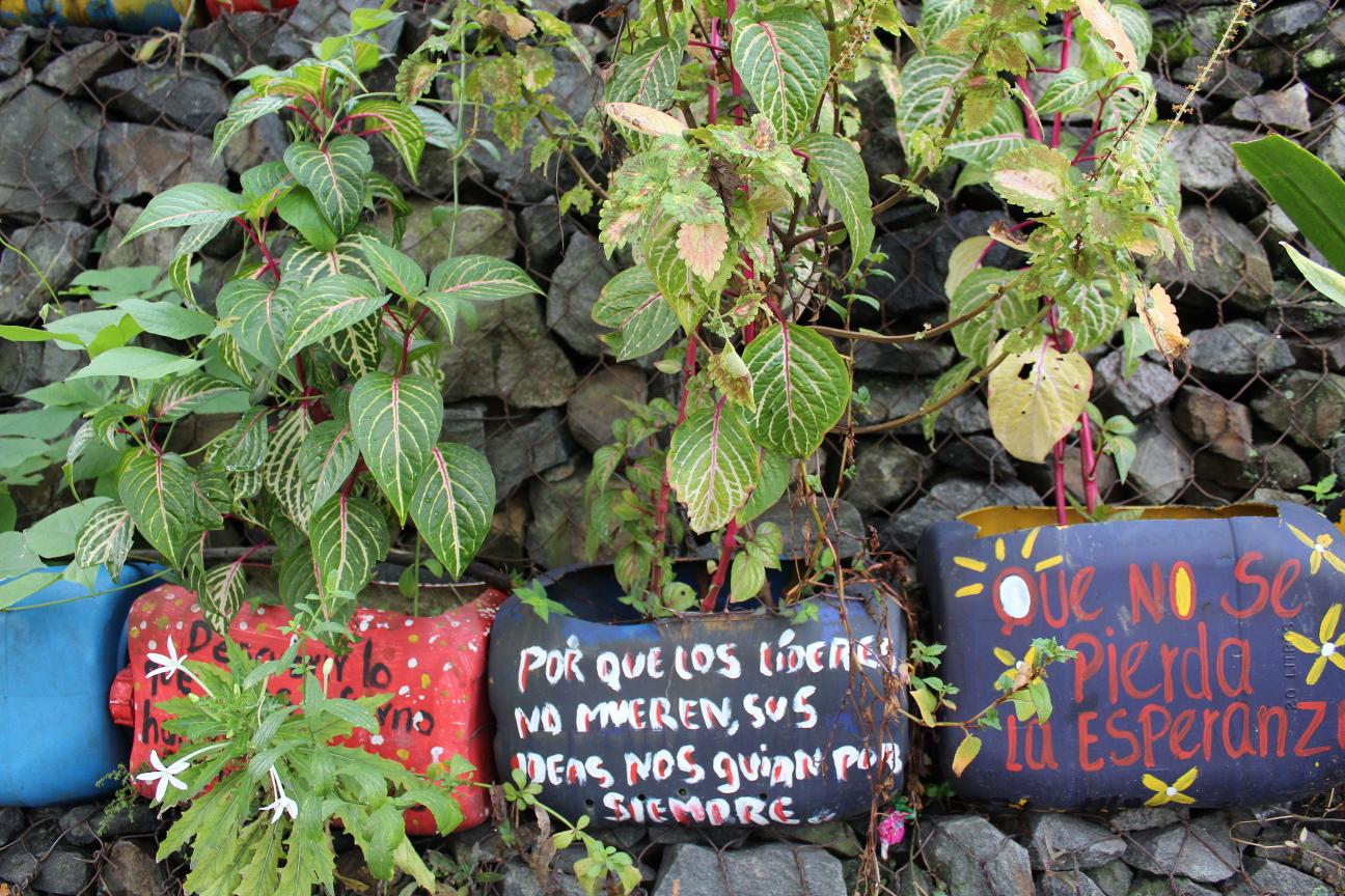 Documentaire : Tejiendo paz en Resistencia, sur le processus de paix en Colombie