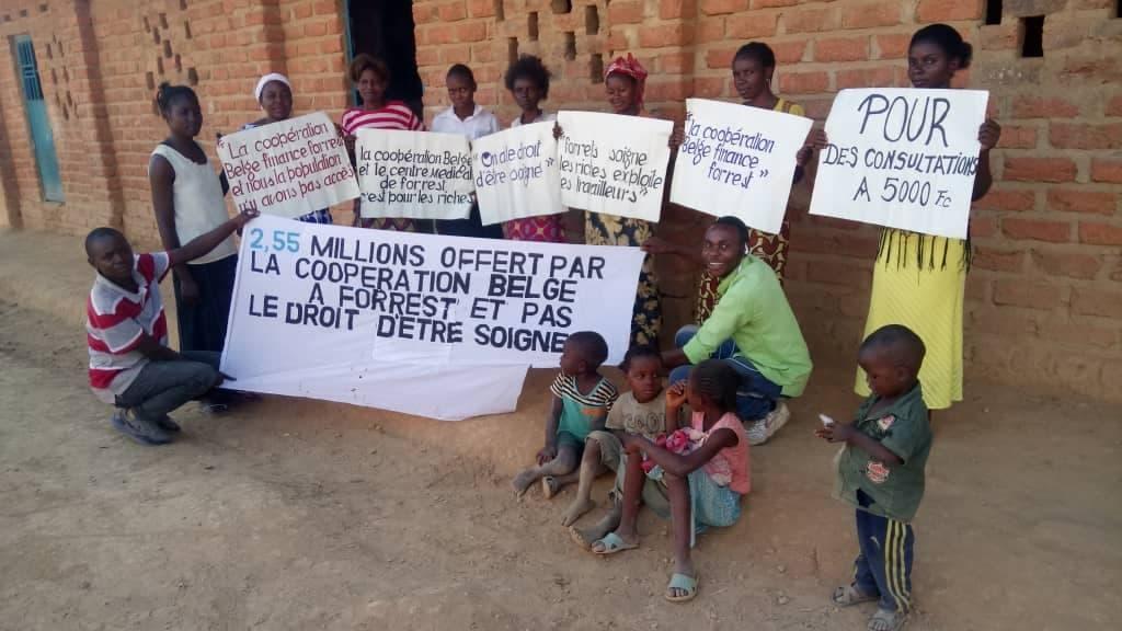 Belgique – Congo : de la domination coloniale à une domination par des échanges inégaux