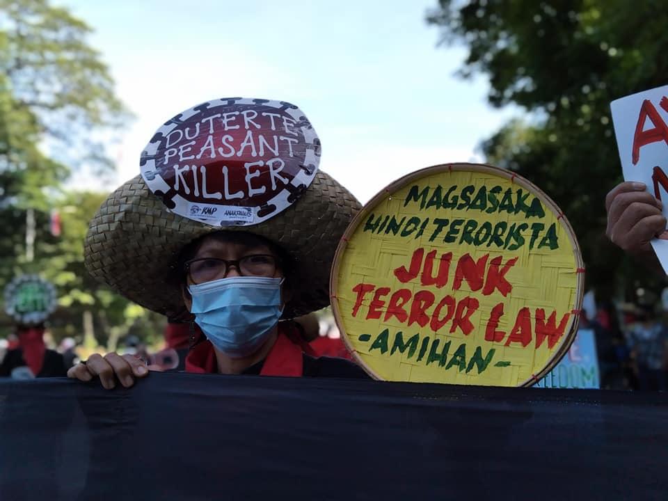 Duterte's terreurwet: wat dit betekent voor sociale bewegingen in de Filipijnen