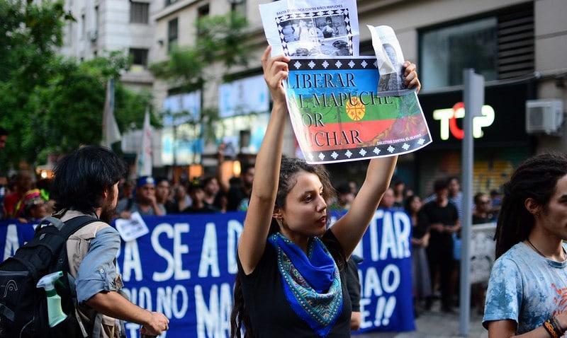 Chili: Covid-19, Mapuche politieke gevangenen, racisme en onrechtvaardigheid in de schaduw van Pinochet