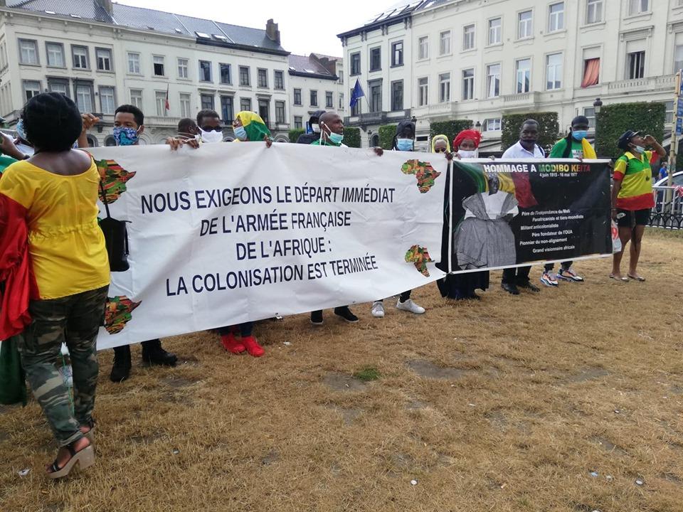 Soutien au peuple malien dans sa lutte pour la reconquête de sa souveraineté !