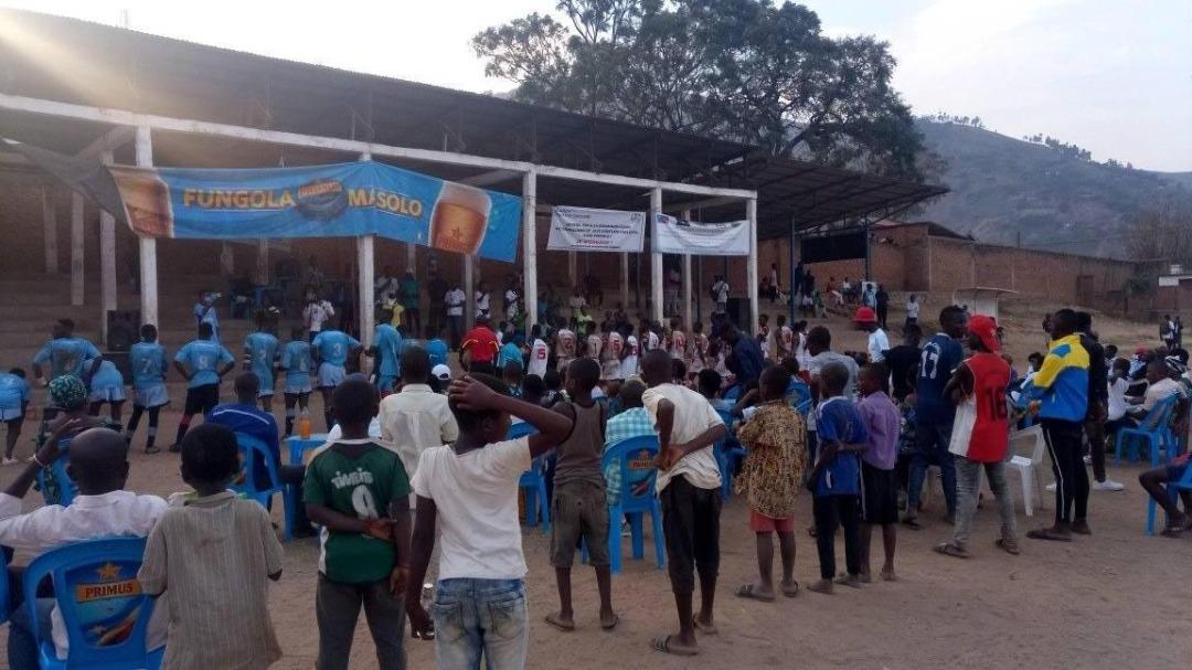 Congo, non aux sanctions européennes