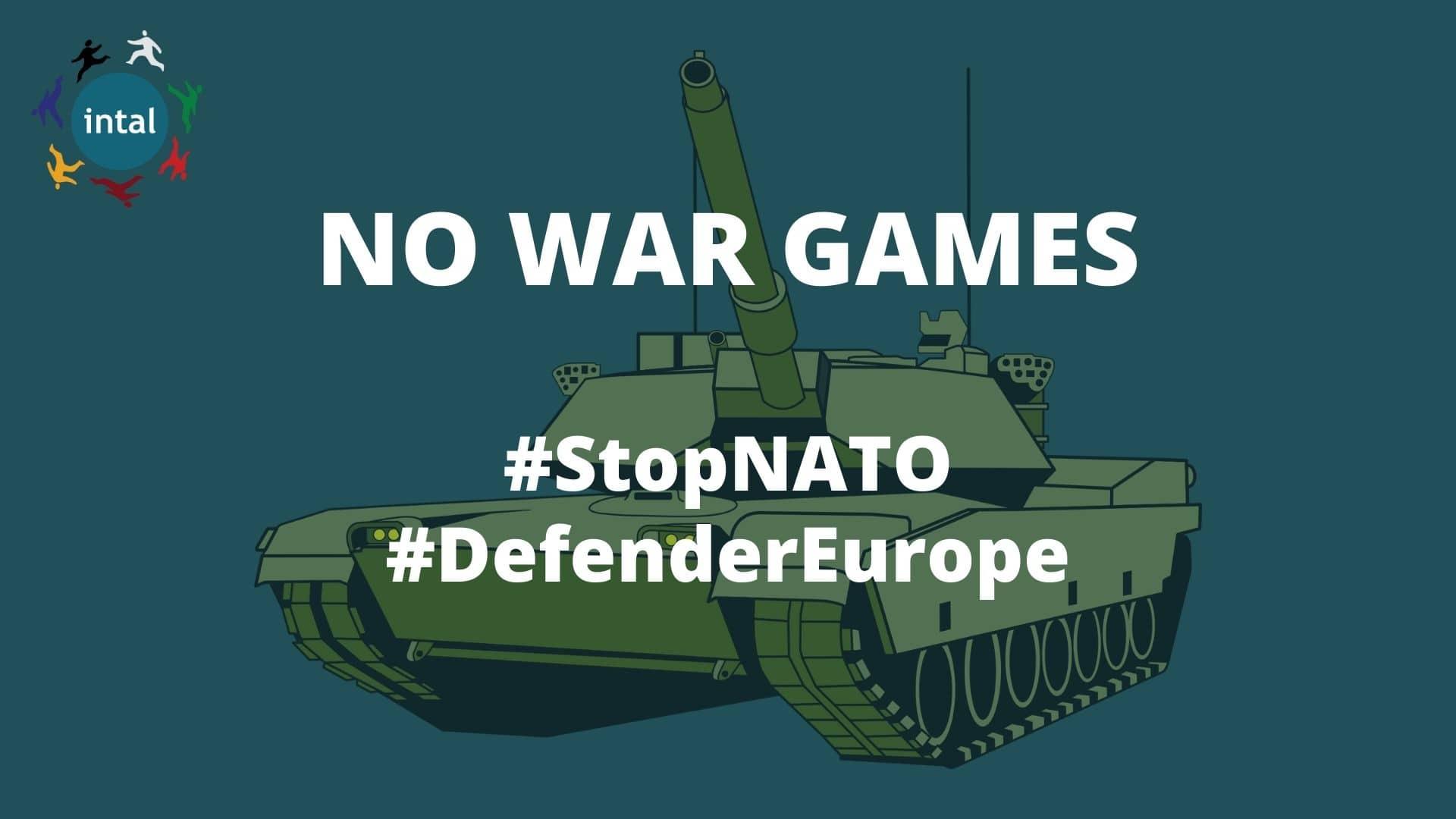 """L'armée USA """"défenseur"""" de l'Europe arrive"""
