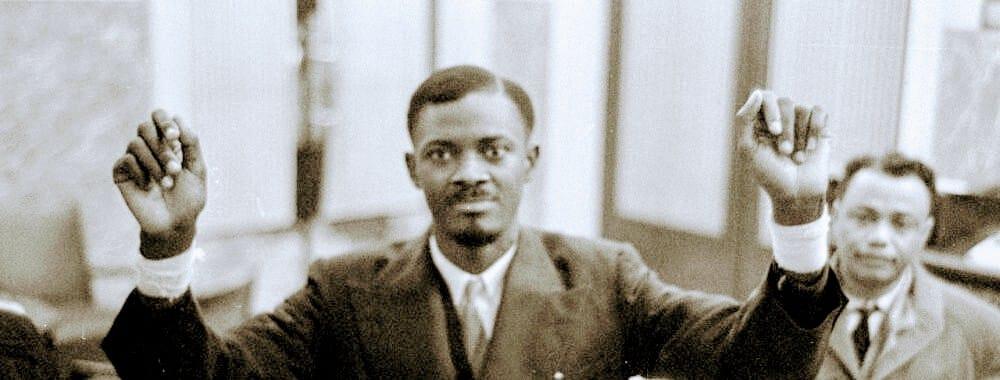 intal rend hommage à Patrice Lumumba